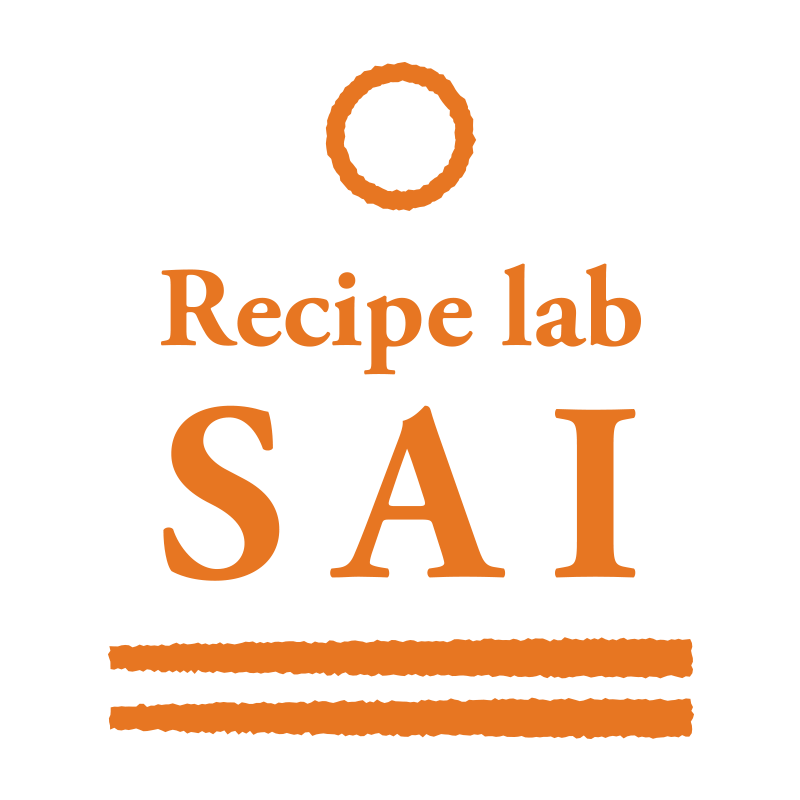 Recipe lab SAIロゴ