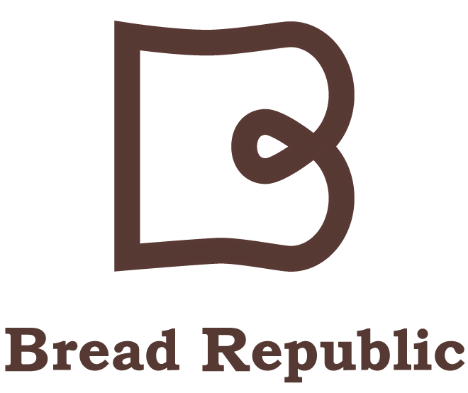 パン BreadRepublic ロゴ
